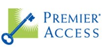 Premier homepage logo graphic link
